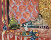 Henri Matisse - Odalisque with Gray Trousers