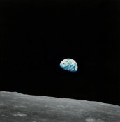 William Anders - Earthrise, 1968