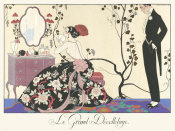 George Barbier - Le Grand Décolletage