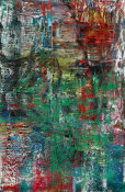 Gerhard Richter - Abstract Painting, 2016