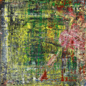 Gerhard Richter - Abstract Painting, 2017