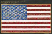 Faith Ringgold - Freedom of Speech