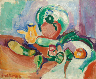Henri Matisse - Still Life with Vegetables