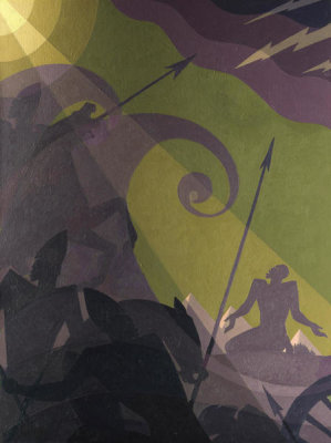Aaron Douglas - Let My People Go