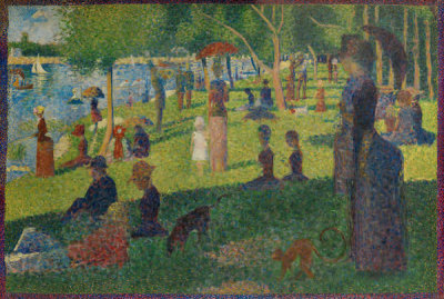 Georges Seurat - Study for
