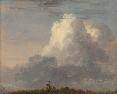 Thomas Cole - Clouds