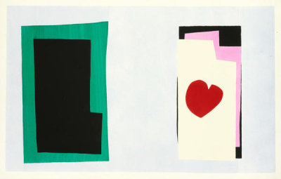 Henri Matisse - The Heart