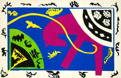 Henri Matisse - The Horse, the Rider, and the Clown