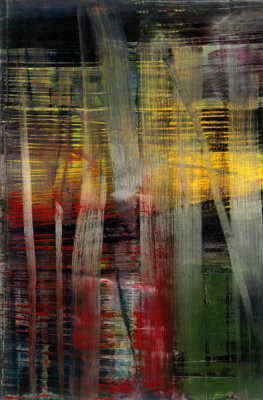Gerhard Richter - Forest (4), 2005